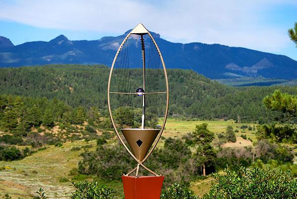 Infiniti wind harp