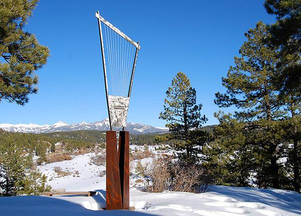 Klarion Call III Wind Harp
