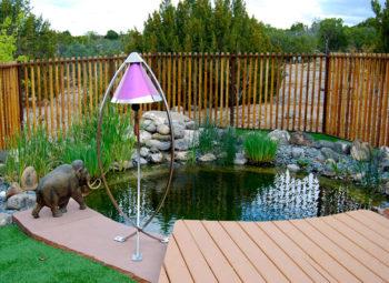 Harmony Bell at Natural Pool