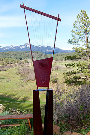 Klarion Call II wind harp