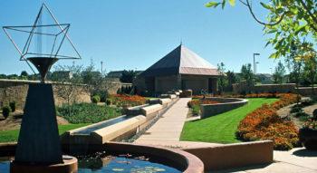 Shalom Park Retirement Community Wind Harp, Aurora CO (2001)