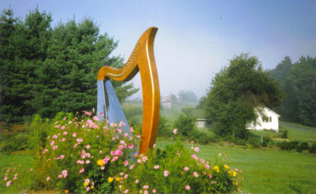 Soulcri wind harp
