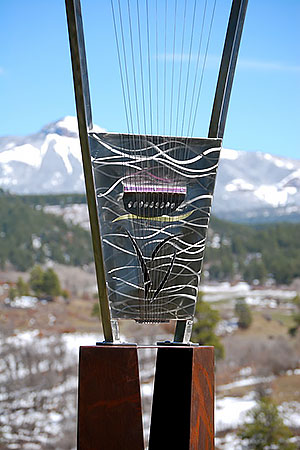 Spirit of the Wind wind harp
