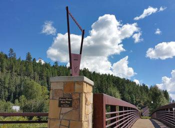 Singing Bridge, Pagosa Springs, CO (2016)