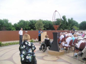 La Posada Retirement Community Wind Harp