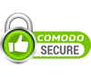 Comodo SSL secure site seal